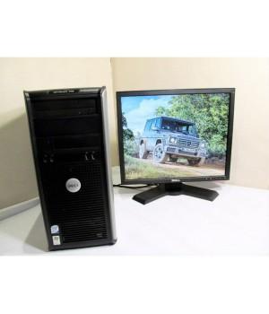 ПК Dell Optiplex 745 MT Core2Duo 2.13/ RAM 2 ГБ/ HDD 80 ГБ/ + Dell P190S Б/у