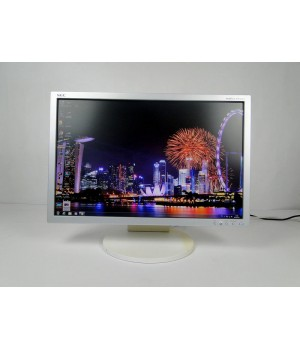 "Монитор 24"" NEC EA241WM TN+film Widescreen (АКЦИЯ! к монитору - кабель стерео Адио)"