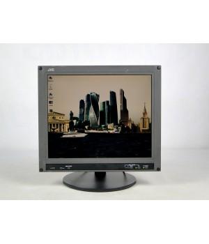 "Монитор 17"" JVC LM-17GEA TN 4x3 Black б/у для систем видеонаблюдения"