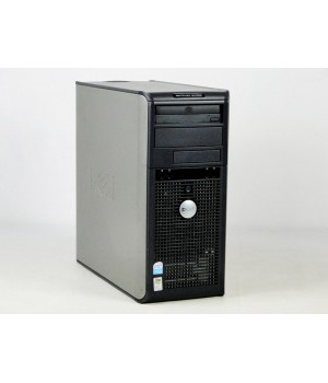 Системный Блок DELL Optiplex GX 520 MT 80 GB 2 GB (DDR 2) P4 3.0 Ghz б/у