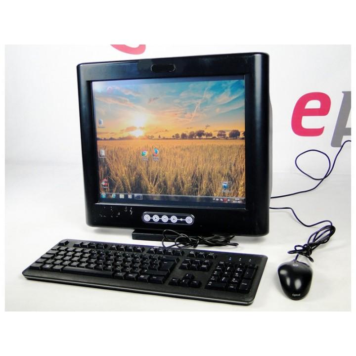 Моноблок AXIOMTEK IFO2175-850-FL 17 C2Duo 2.4 Ghz 500 GB 4 GB(DDR 3) Intel GMA 4500 MHD (сенсорный экран) б/у