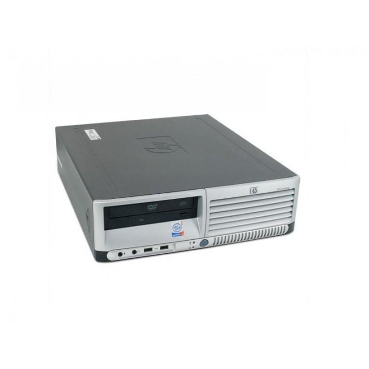 Системный Блок HP DC 7600 USFF 80 GB 2 GB(DDR 2) P4 3.0 Ghz Б/у
