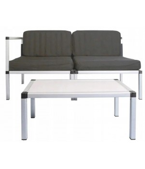 Комплект садовой мебели Mobiles Lounge-Set Montageanleitung (FLX-LS-01)