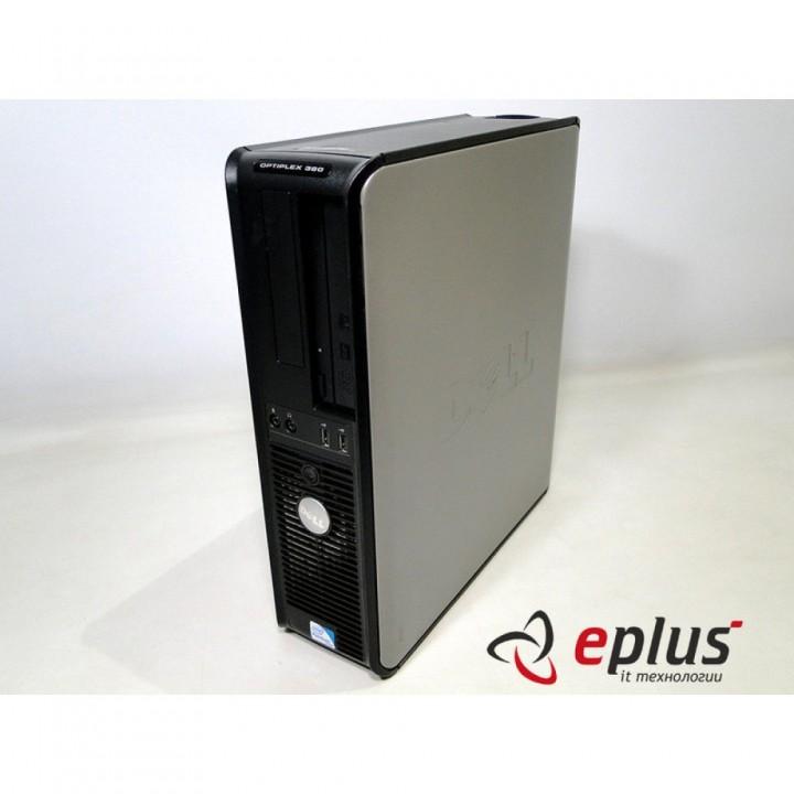 Системный Блок DELL Optiplex 380 (DT) HDD 160 GB/ RAM 4 GB(DDR 3)/ CPU DC 2.7