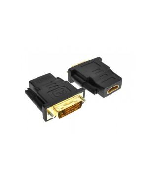 Переходник Atcom DVI - HDMI Black