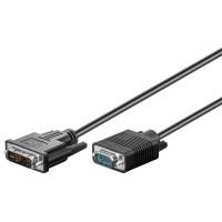 Кабель мультимедийный VGA to DVI