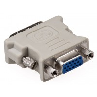Переходник Cablexpert DVI (24+5 pin)-VGA M/F (A-DVI-VGA)