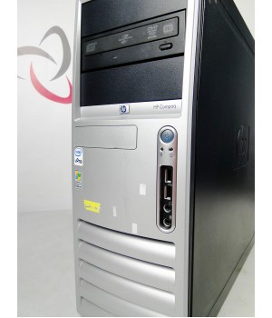 Системный Блок HP DC 7700 MT HDD 160 GB/ RAM 2 GB(DDR 2)/ CPU C2Duo 1.8 Ghz+ТВ-тюнер б/у