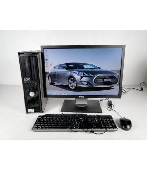 ПК DELL 745 (DT) 160 GB 4 GB (DDR 2) Intel Core2Duo 2.13 Ghz+DELL P2210+Подарки
