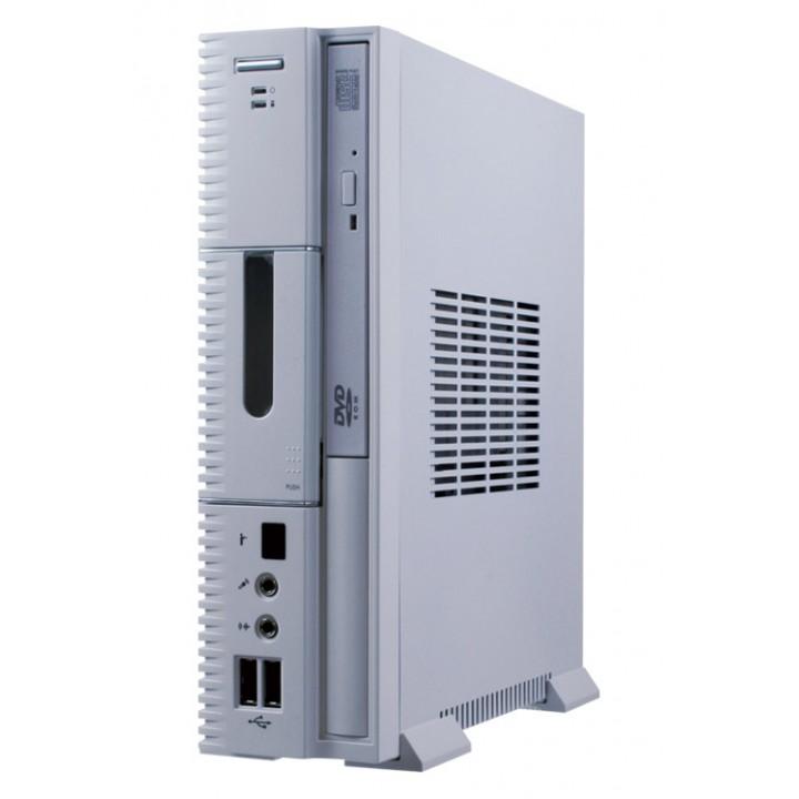 Системный Блок Gigabyte GS-A21S-RH USFF 160 GB 2 GB (DDR 2) C2Duo 2.4 Ghz