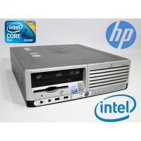 Системный Блок HP Compaq dc7700 SFF 160 GB 4 GB (DDR 2) C2Duo 1.8 Ghz б/у