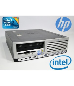 Системный Блок HP Compaq dc7700 SFF 80 GB 2 GB (DDR 2) C2Duo 1.8 Ghz б/у