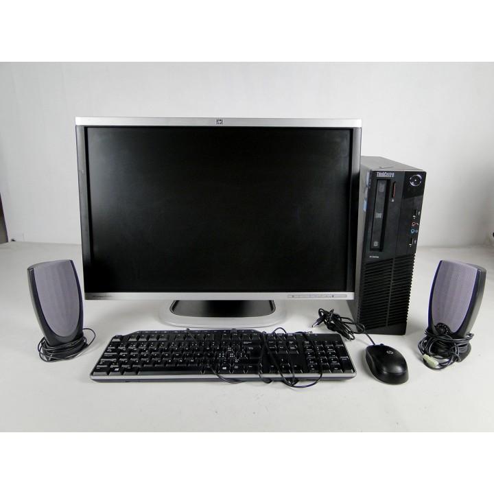 ПК Lenovo M92P SFF 320 GB 4 GB (DDR 3) Core i5 3.2 Ghz+HP LA2405X+Подарки