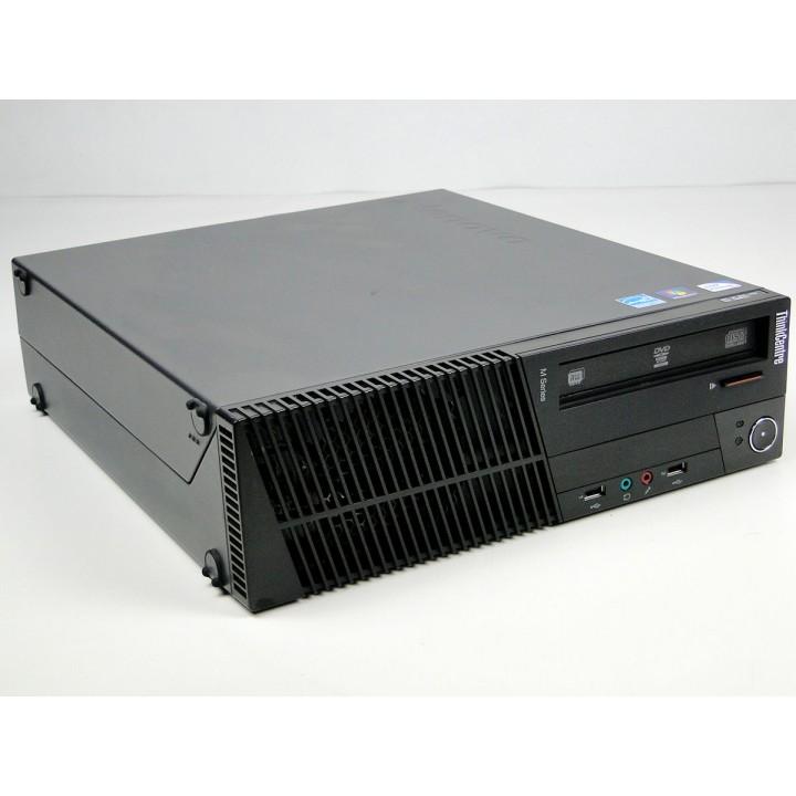 Системный Блок LENOVO M92P SFF 250 GB 4 GB (DDR 3) PG 2.7 Ghz