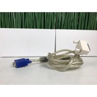 Оригинальный кабель DVI-VGA 1,5 м экранированный