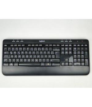 Wireless MK520 клавиатура Logitech Б/у