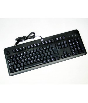 Клавиатура HP USB Б/у