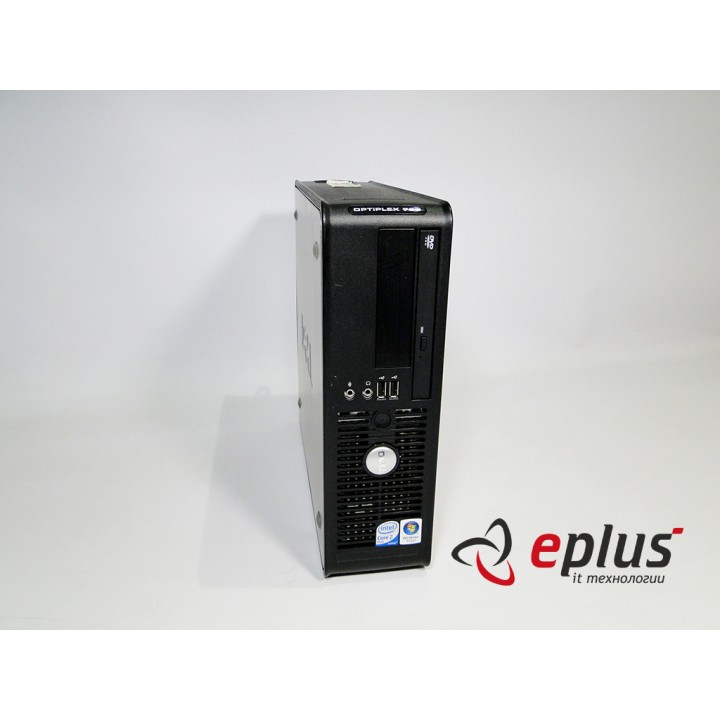 СистемБлок DELL Optiplex 760 (SFF) HDD 160 GB/ RAM 2 GB/ CPU C2D 3 0