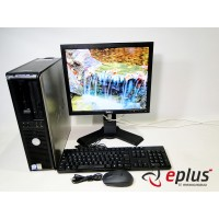 DELL Optiplex 745 (DT) HDD  80 GB/ RAM  2 GB/ CPU  C2D 2.66 + Dell P170 St