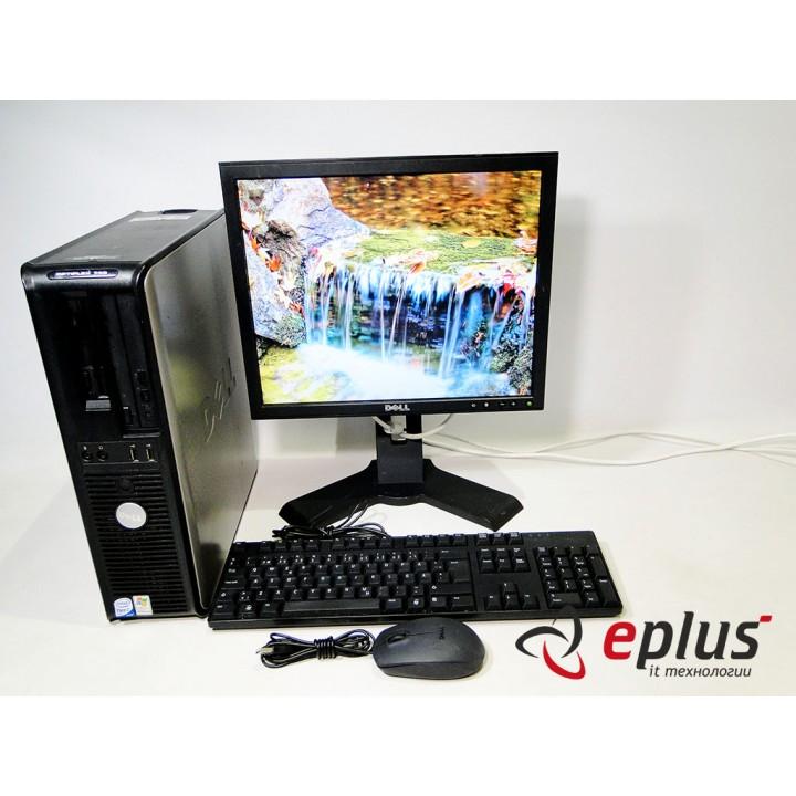 DELL Optiplex 745 (DT) HDD  80 GB/ RAM  2 GB/ CPU  C2D 2.66 + Dell P170 St