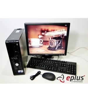 ПК DELL Optiplex 755 DualCore 2.0/ RAM 2 ГБ/ HDD 80 ГБ/ + Dell 1704