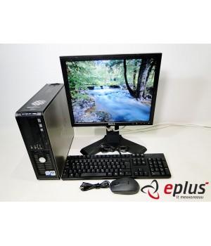 ПК DELL Optiplex 755 DualCore 2.0/ RAM 2 ГБ/ HDD 80 ГБ/ + Dell P170 St