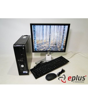 ПК DELL Optiplex 755 DualCore 2.0/ RAM 2 ГБ/ HDD 80 ГБ/ + Dell 1707FP