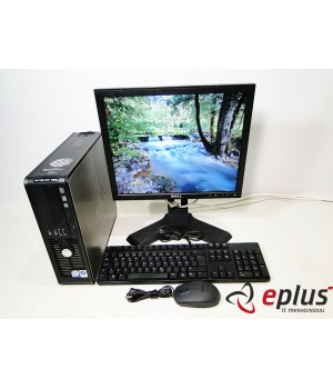 ПК DELL Optiplex 760 (SFF) HDD 160 GB/ RAM 2 GB/ CPU C2D 3.0 + Dell P170 St Б/у