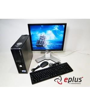ПК DELL Optiplex 760 (SFF) HDD 160 GB/ RAM 2 GB/ CPU C2D 3.0 + Dell 1707FP Б/у