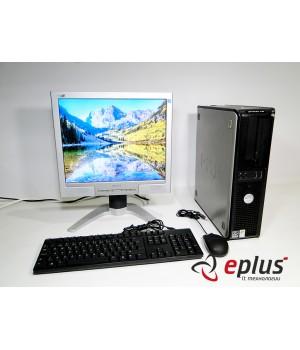ПК Dell Optiplex 740 X2 2.0/2048/80 + Philips 170B6