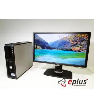 Пк Dell Optiplex 760 C2D 3.0/ RAM 2 ГБ/ HDD 160 ГБ/+ Dell P2212H TN Б/у