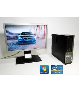 ПК Dell Optiplex 790 Core i5/ RAM DDR3 4 ГБ/ HDD 500 ГБ/ + Dell 1909W Б/у