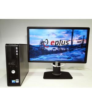 Пк Dell Optiplex 760 C2D 3.0/ RAM 2 ГБ/ HDD 160 ГБ/ + DELL P2312H TN+film Б/у