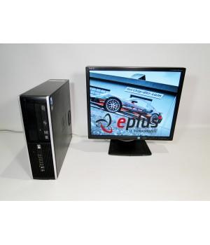 ПК HP 8000 Elite C2D 3.0/DDR3 2048/160/ + Nec EA192M
