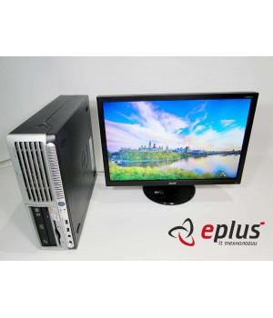 ПК HP Compaq dc7700 Intel C2D 2.4/2048/160/DVD Acer V193W