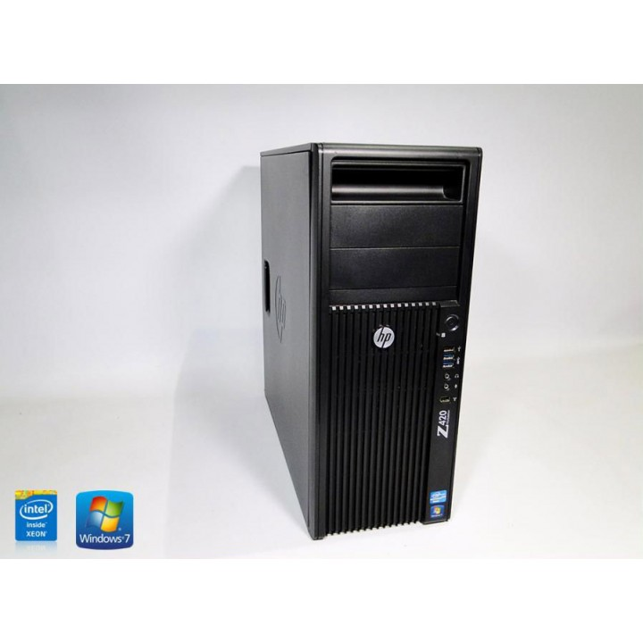 Рабочая станция HP Z420 Xeon 3.2/ RAM 8/ HDD 500/NVIDIA Quadro 600 1GB