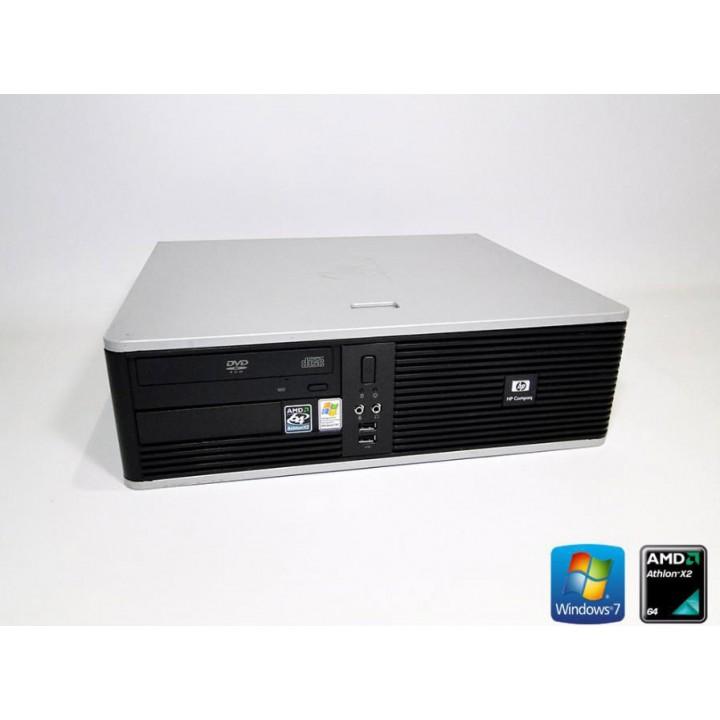 Системный Блок HP dc5750SFF AMD Athlon X2/ RAM 2 ГБ/ HDD 80 б/у