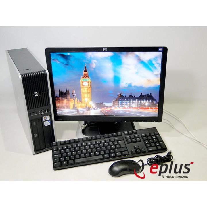 ПК HP Compaq dc7900 3.0/2048/160/Video 1GB! + HP L1945WV Б/у