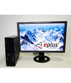Пк LENOVO M58P (SFF) HDD 250 GB/ RAM 4096 GB (DDR3)/ CPU C2D 3.0 + EIZO S2433W