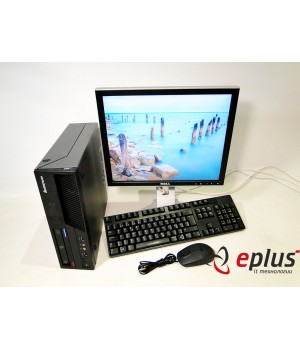 LENOVO ThinkCentre M58 (SFF) HDD 160 GB/ RAM 4 GB/ CPU DC 2.8 + Dell 1707FP Б/у