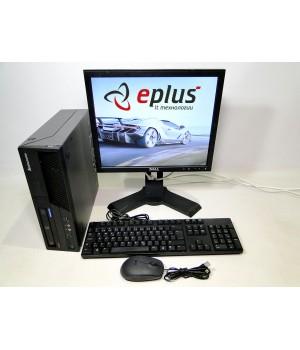 Пк LENOVO ThinkCentre M58 (SFF) HDD 160 GB/ RAM 4 GB/ CPU DC 2.8 + Dell P170 St Б/у