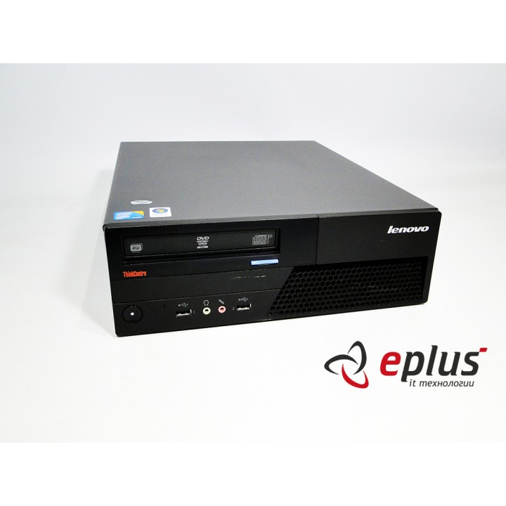 Системный Блок Lenovo ThinkCentre M58 C2D 3.0/DDR3 2048/160/