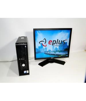 ПК Dell Optiplex 745 Core2Duo 2.4/ RAM 2 ГБ/ HDD 80 ГБ/ + Dell P190S
