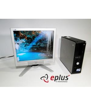 ПК Optiplex 760 SFF CPU C2D 3.0 RAM 2GB HDD 160GB + Philips 170B7 Б/у