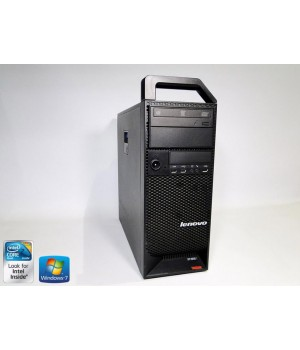 Рабочая станция Lenovo ThinkStation S10 C2Q 2.66/RAM 4/HDD 160/Quadro FX4600 б/у