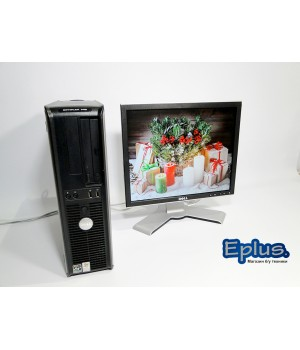 ПК Dell Optiplex 740  AMD ATHLON 64 X2 2.0/2048/80 DELL 1707 Б/у