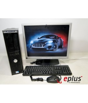 ПК DELL Optiplex 380 (DT) HDD 500 GB/ RAM 4 GB(DDR 3)/ CPU DC 2.7 + HP L2035