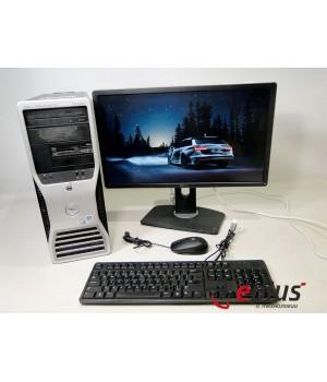 ПК DELL T3400 (MT) HDD 250 GB/ RAM 2 GB(DDR 2)/ CPU C2D 2.33/ + Dell P2314H Б/у