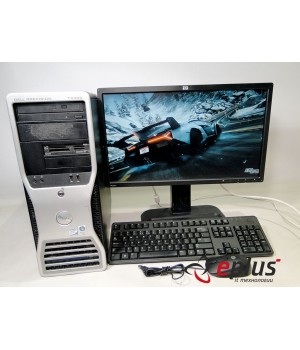 ПК DELL T3400 (MT) HDD 250 GB/ RAM 2 GB(DDR 2)/ CPU C2D 2.33/ + HP ZR22w Б/у