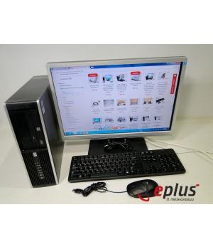 Пк HP 6005 (SFF) HDD 250 GB/ RAM 2 GB(DDR 3)/ CPU ATH X2 3.4 + PHILIPS 220P1 Б/у
